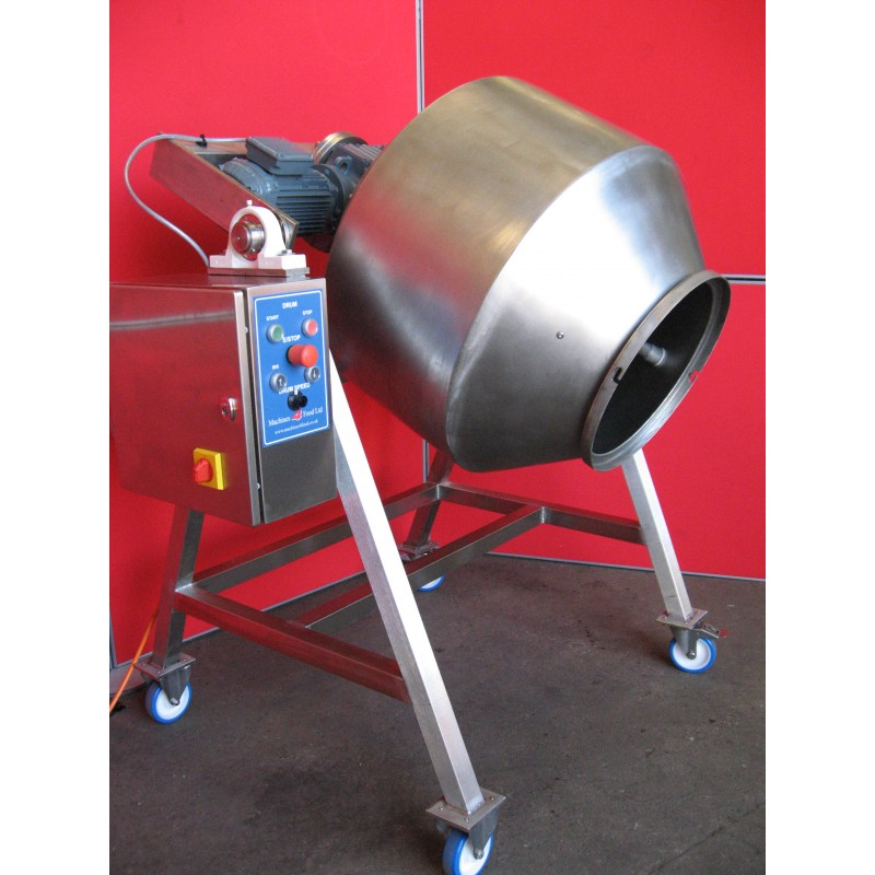 Stainless Steel Concrete Mixer : New stainless steel tumblers concrete mixer