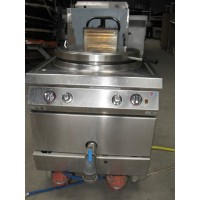 Angello gas cooking vessel