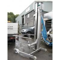 Wright Field mobile hoist