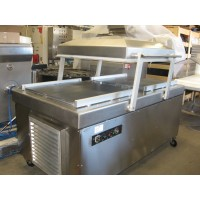 Turbovac double chamber vacuum packer